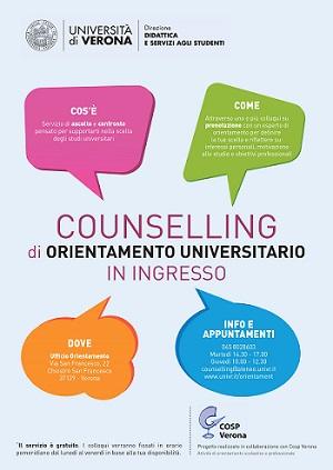 orientamento universit%C3%A0  Counselling di orientamento universitario